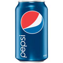 Pepsi Soda Cans